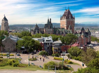 ケベックシティーのベッドタウンSaint-Augustin-de-Desmaures