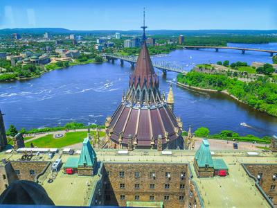 やっぱり首都Ottawaが一番!