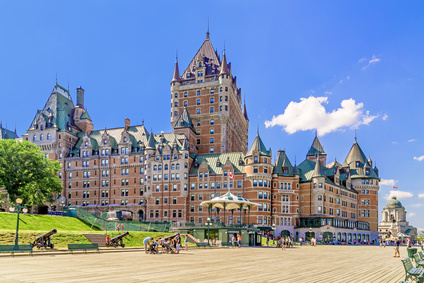 カナダケベック市
