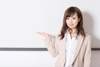 日本人女性講師