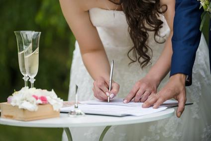 結婚後の名前はどうするの?