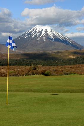 周り放題!ニュージランドのゴルフ三昧コース