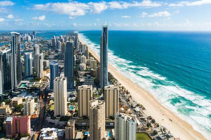 サーフィンパラダイス!オーストラリアへサーフィン留学