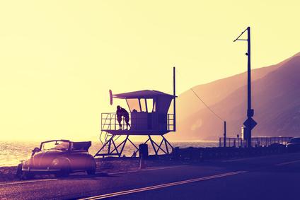 サーフカルチャーの中心地、カルフォルニアでサーフィン留学