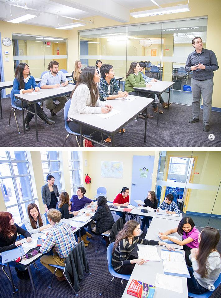 グローバルビレッジ授業風景
