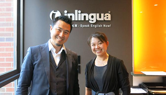 inlingua Vancouver視察