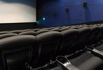 劇場 観客席
